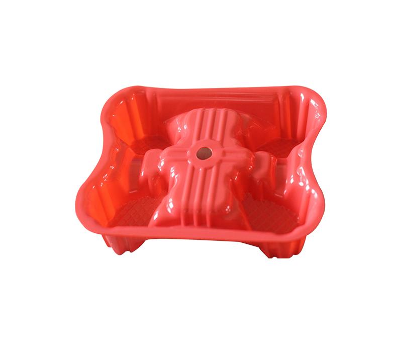 bandeja de embalaje de blister de frutas