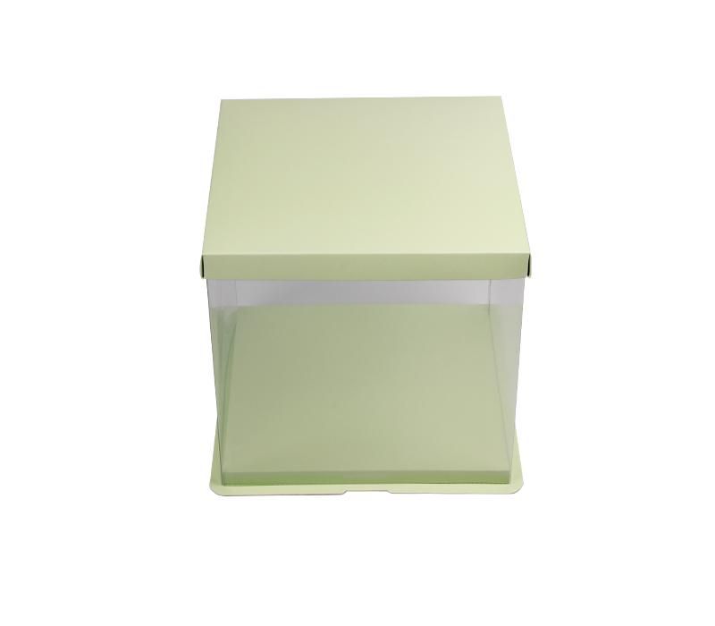 caja de pastel